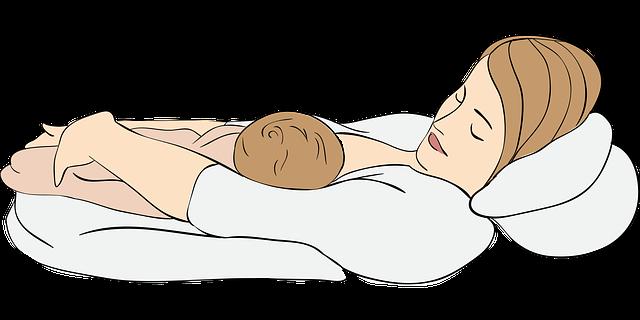 kojení v leže