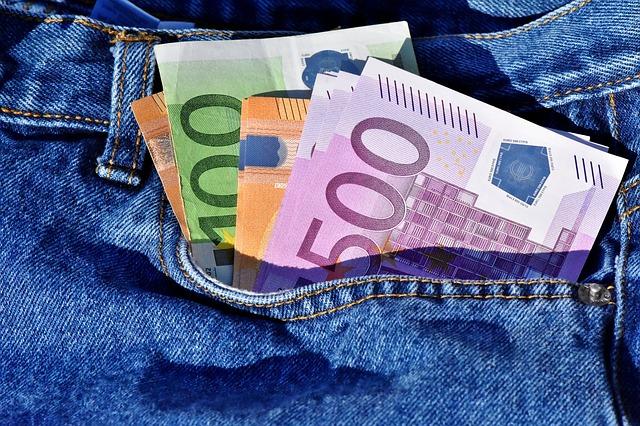 vějíř eur
