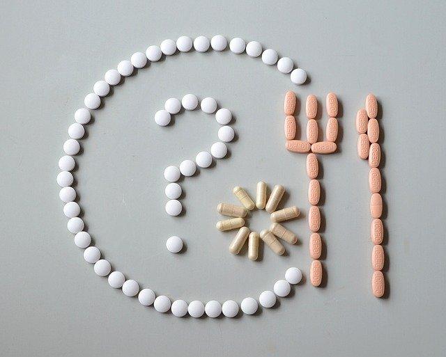 obrázek z pilulek