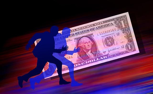 honba za dolary