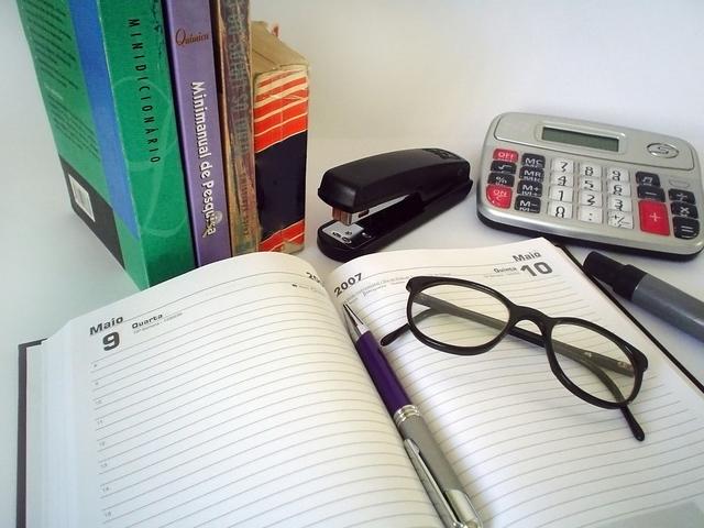 příprava na pořádné plánování a účty